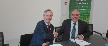 AECA y FETTAF acuerdan investigar sobre Historia de la Contabilidad y de la Fiscalidad en España