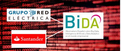 Incorporación al Observatorio BIDA de Grupo Red Eléctrica y Banco Santander