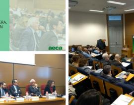 Jornada AECA sobre Información Integrada –  (Nota prensa, crónica fotográfica y vídeo disponibles)