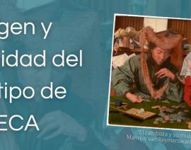 «El cambista y su mujer», de Marinus van Reymerswaele, el pintor de las finanzas