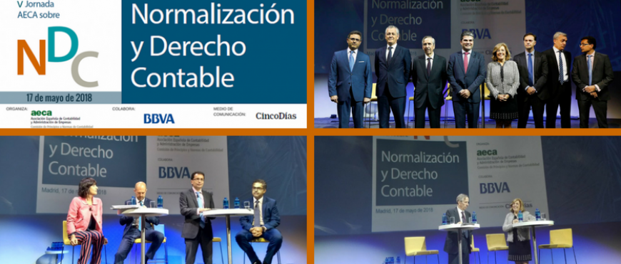 V Jornada sobre Normalización y Derecho Contable (NDC)