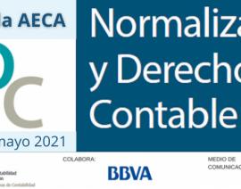 VII Jornada AECA sobre Normalización y Derecho Contable