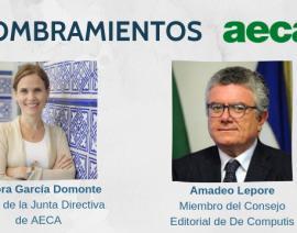 Nuevos nombramientos AECA