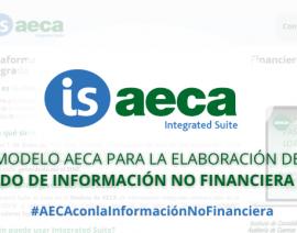 Modelo AECA y nueva comunicación de la CE sobre información en sostenibilidad