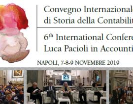 VI Congreso Internacional Luca Pacioli de Historia de la Contabilidad