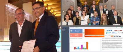 """""""Integrated Suite"""" de AECA distinguida como una de las 10 mejores prácticas de transparencia y buen gobierno 2017"""