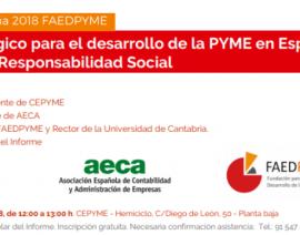 """""""Análisis estratégico para el desarrollo de la Pyme en España: digitalización y responsabilidad social"""""""