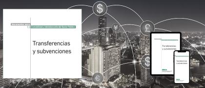 """Nuevo Documento AECA: """"Transferencias y subvenciones"""""""