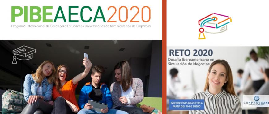 Buen resultado de los alumnos del Programa PIBE AECA en el Reto 2020 CompanyGame