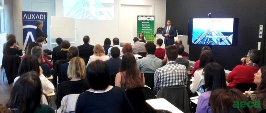 Jornada AECA – AUXADI sobre el nuevo Suministro Inmediato de Información (SII), también conocido como IVA online