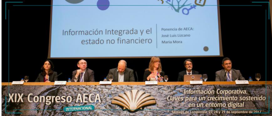 Ponencia AECA sobre Información Integrada: novedades