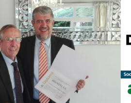 Deloitte, Socio Protector Estratégico de AECA