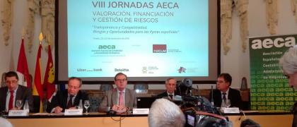 VIII Jornadas AECA sobre Valoración, Financiación y Gestión de Riesgos