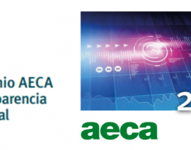Premio AECA a la Transparencia Empresarial. 18ª Edición