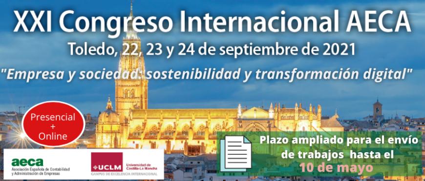 CALL FOR PAPERS-XXI Congreso Internacional AECA