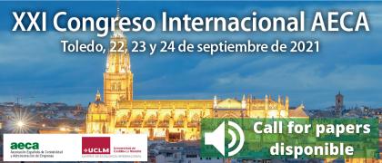 CALL FOR PAPERS-XXI Congreso Internacional