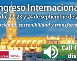 CALL FOR PAPERS-XXI Congreso Internacional AECA